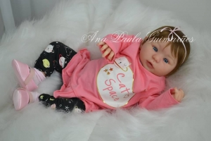 Maria Laura - R$ 3.600,00 + ENVIO  (KIT KYLIN)